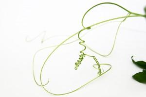 wild vine tendrils