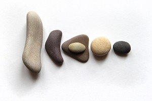 rolled stones
