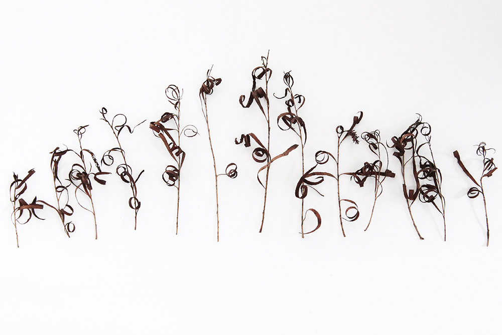 quilled willow