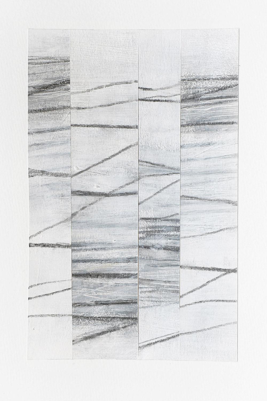 black stripe collages 4
