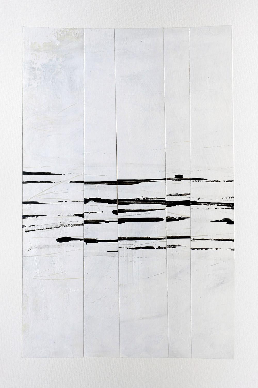 black stripe collages 3