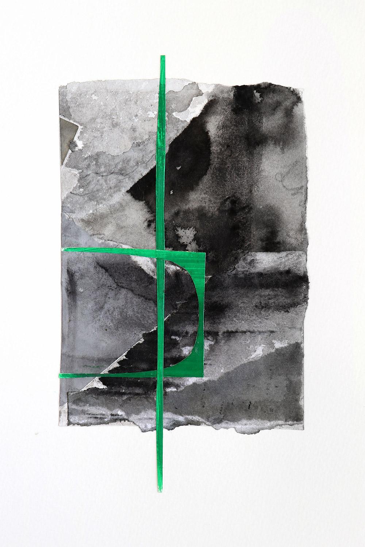 modern quilt collage series 7