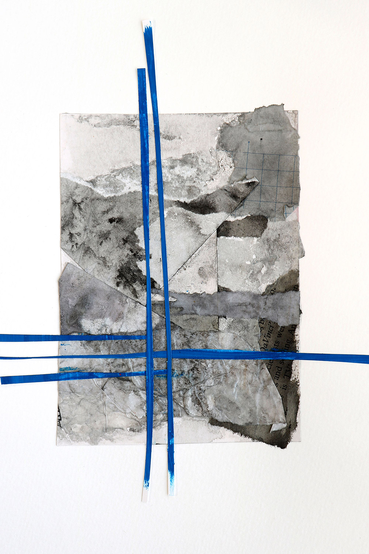modern quilt collage series 6