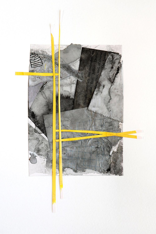 modern quilt collage series 4