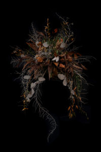 pagan headdress