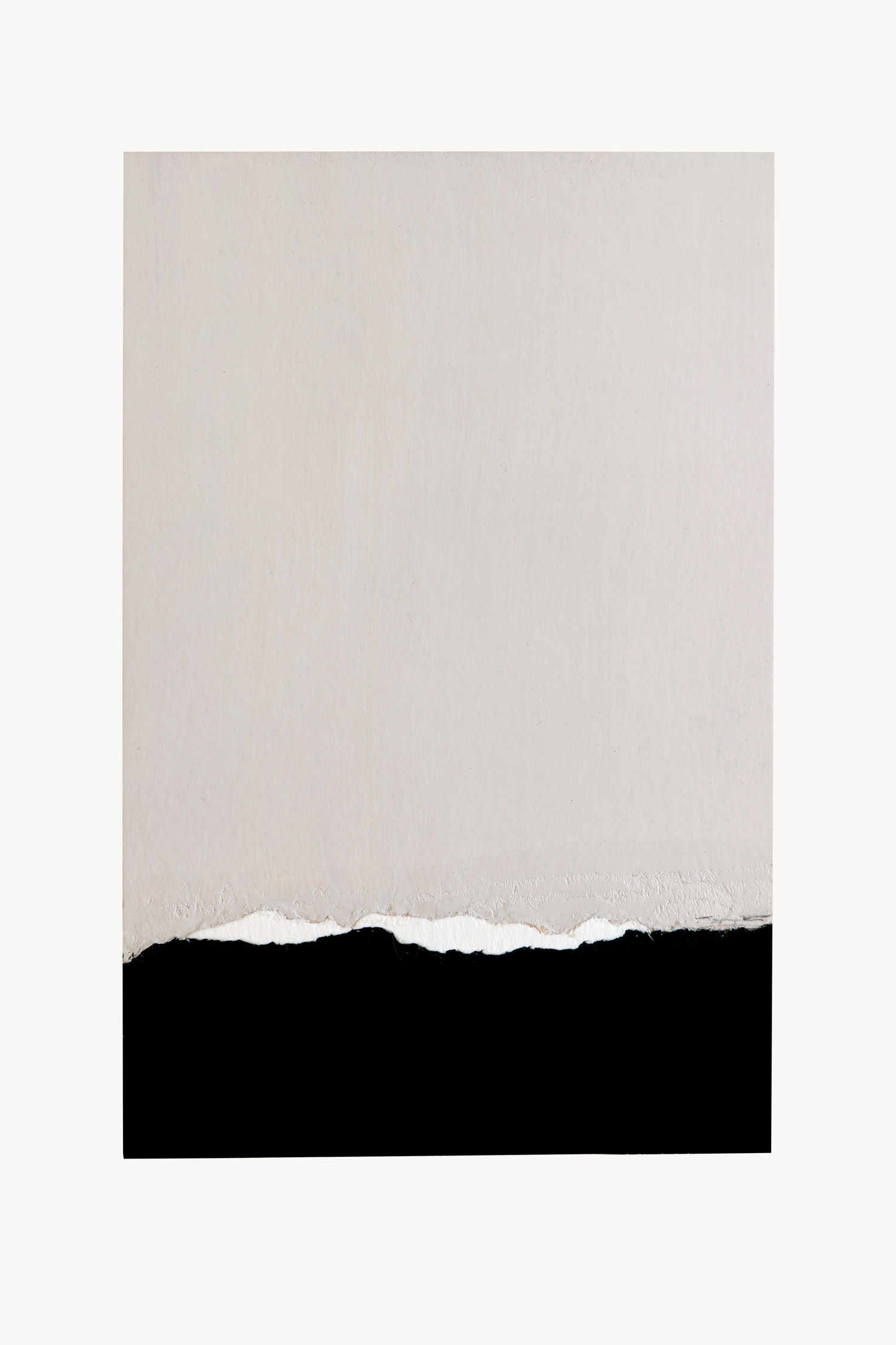 abstract horizon collage, no. 1