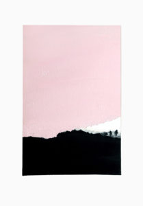 abstract horizon collage, no. 2
