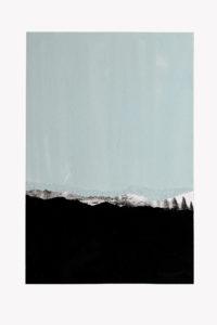 abstract horizon collage, no. 3