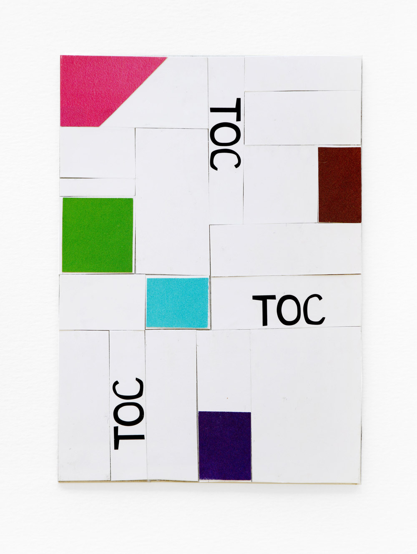 typographic collage series, no. 2