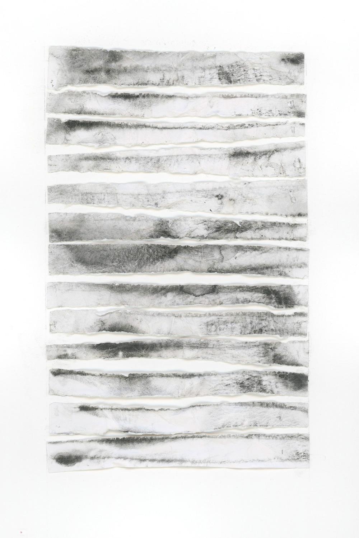 bleeding edges collage series, collage no. 4