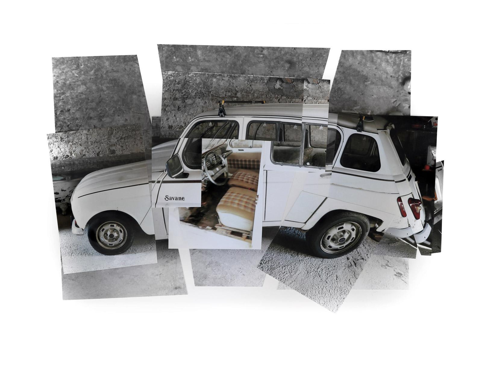 photomontage series, collage no. 4