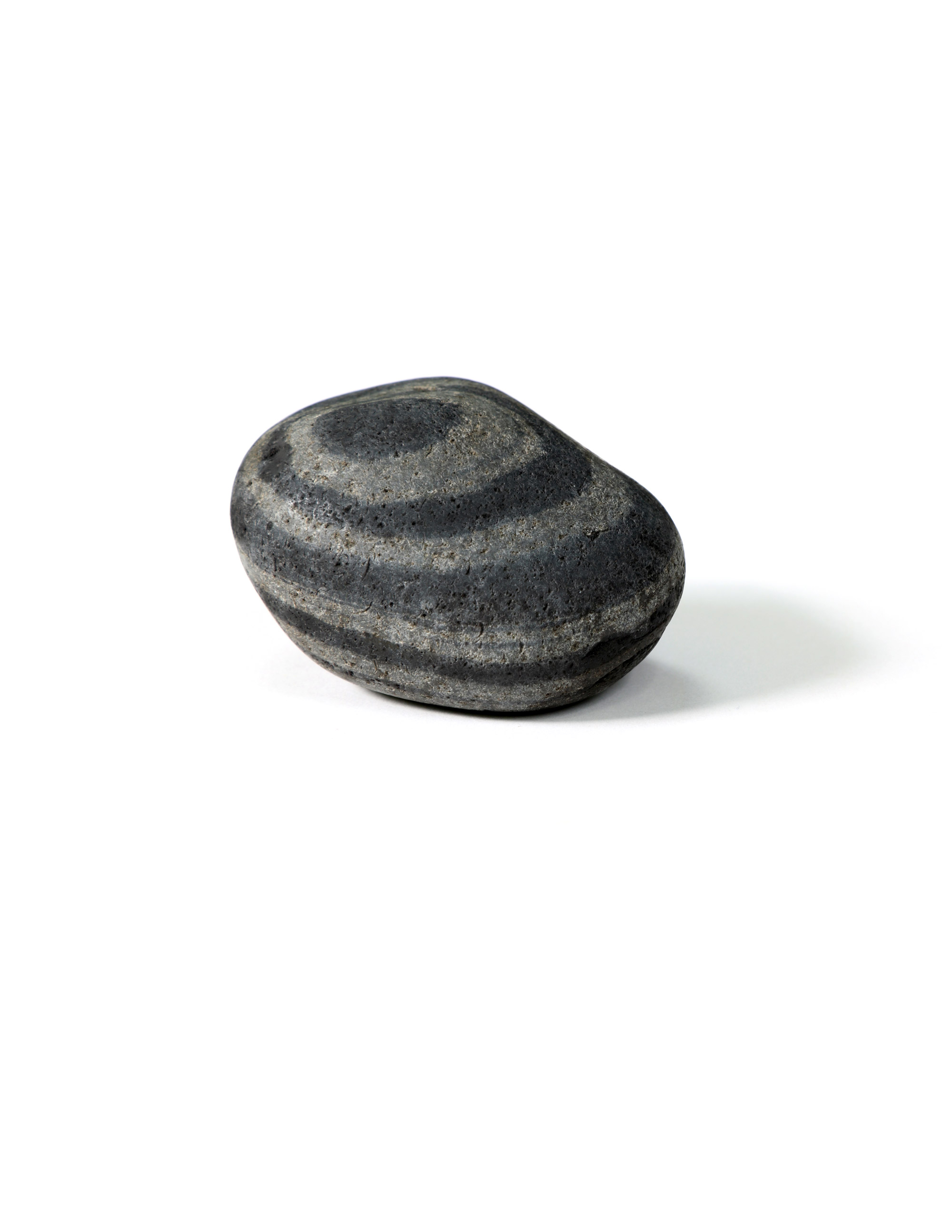how to make a striped rock