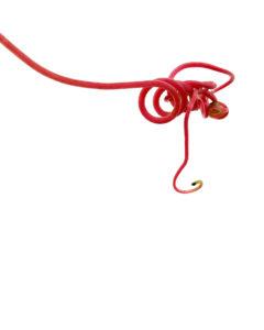 red licorice rope